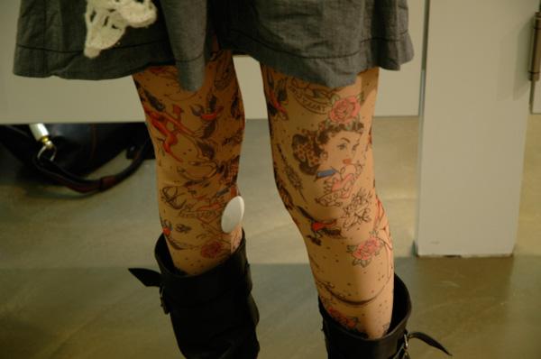 sich an kein echtes Tattoo ran trauen | Anziehendes in Blogbuchstaben