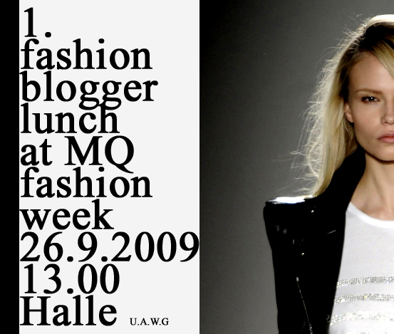 fashion blogger lunch