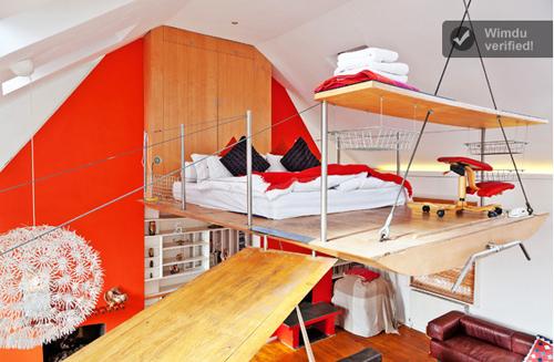cool outfit unterkunftsuche in der ferne mit wimdu. Black Bedroom Furniture Sets. Home Design Ideas