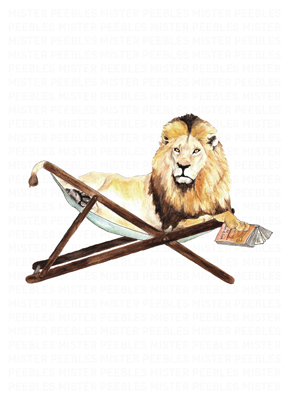 Lion_Around_Print
