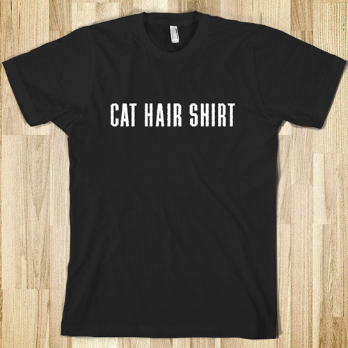 cat-hair-shirt